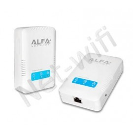 PowerLine alfa network 200Mbps AHPE303 STARTER PACK