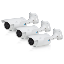 3x Unifi Video Camera UVC 720p Ubiquiti