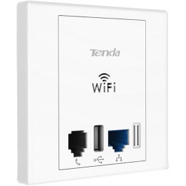 Access point Wi-Fi da incasso a parete W312A Tenda