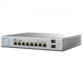 UniFi Switch 8 Porte PoE + 2 porte SFP US 8-150W Ubiquiti