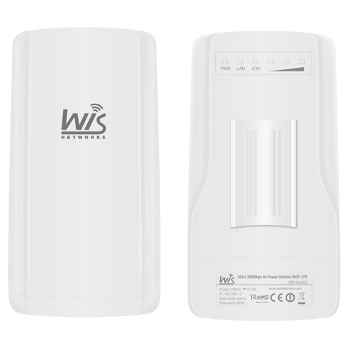 cpe access point da esterni 5ghz wisnetworks